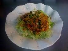 Dish at Arunothai Cuisine