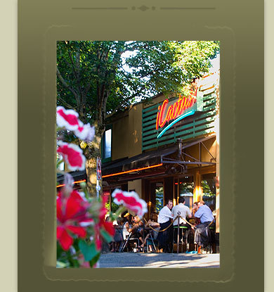 Exterior at Cactus Restaurant