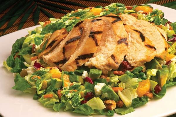Photo of Fire Grilled Chicken Citrus Salad
