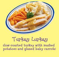 Turkey Lurkey at Bob Evans