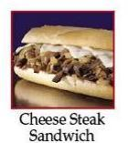 Photo of Cheese Steak Sanwich