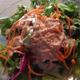 Side salad at The Last Resort