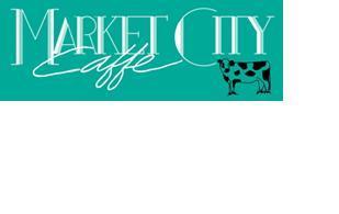 Logo at Market City Caffe