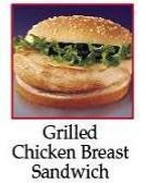 Grilled Chicken Breast Restaurants Near Me