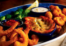 Shrimp Your Way at Red Lobster