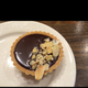 Mini Chocolate Almond Tart at La Madeleine French Bakery