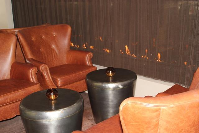 Interior at FLINT