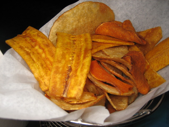 Photo of assorted chips