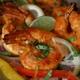 tandoori shrimps at Tandoori palace