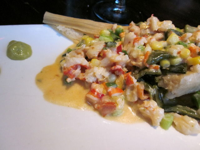 Photo of Lobster Tamale