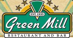 Logo at Green Mill