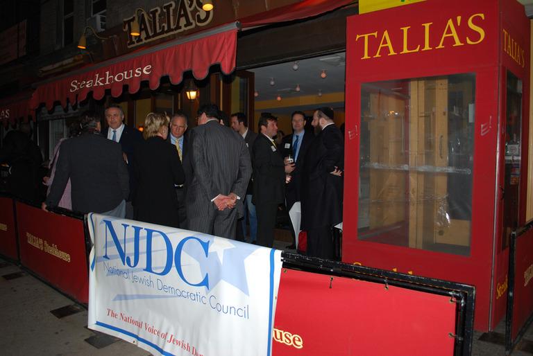 Restaurant Menu at Talia's Steakhouse & Bar