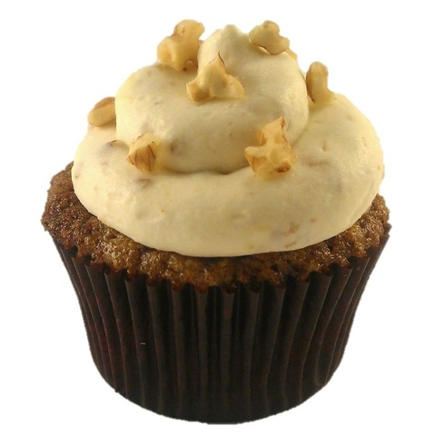 Carrot Cake Cupcakes at Cupcakes on Command