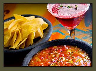 Chips & Salsa at Cactus Restaurant