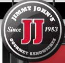 Logo at Jimmy John's