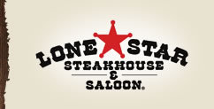 Logo at Lone Star Steakhouse & Saloon