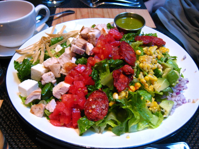 Chicken Cobb Salad at Dos Caminos Soho