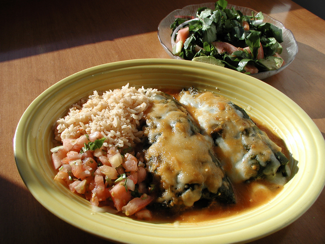Photo of Chiles Rellenos
