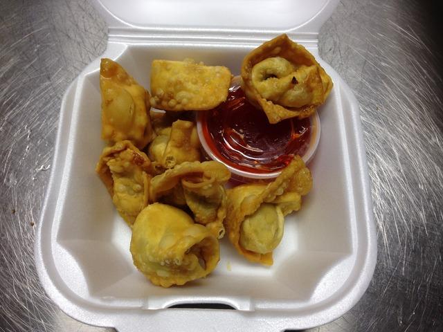 Photo of Fried Won Tons (8)