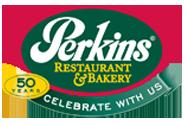 Logo at Perkins Restaurant