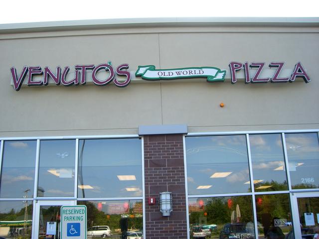 Photo at Venuto's Old World Pizza