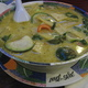 Green Curry at Krua Thai Restaurant