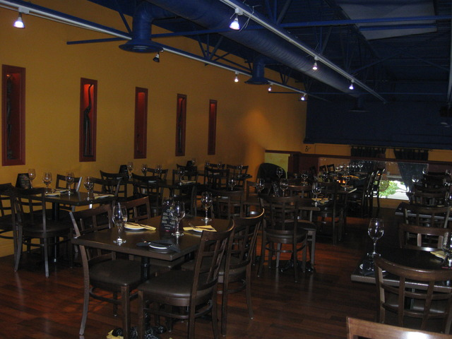 Upstairs Dining - Interior at Rude Native Bistro & Lounge- Waterloo