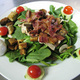 Spinach Salad at  The Stockpot