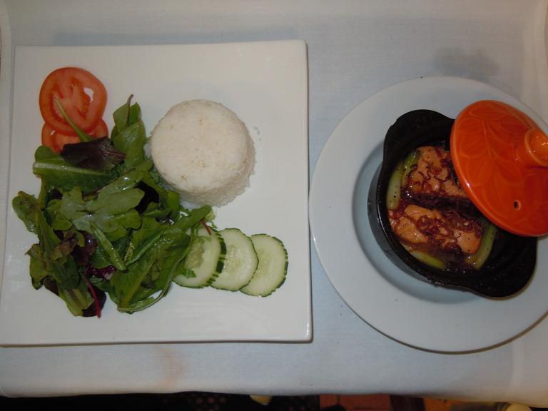 Restaurant Menu at Saba Cafe