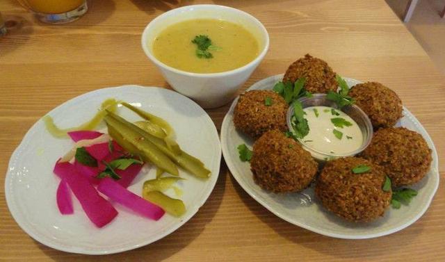 Mediterranean king menu reviews cuf cincinnati 45220 - Cuisine bernard falafel ...