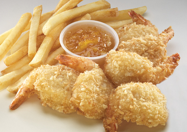 Coconut Shrimp at Big Boy Restaurants