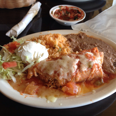 Photo of Chimichanga de Pollo