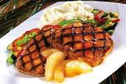 MisoYaki Pork Loin Steaks at Elephant Bar Restaurant