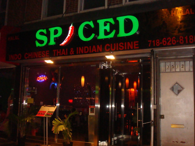 Exterior at Spiced Thai & Chinese Cuisine (CLOSED)
