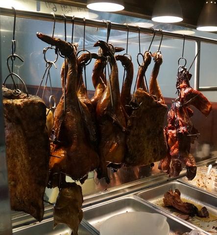 Roast Duck at Ming Bistro